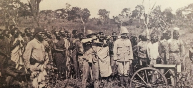 German Colonial Power in Africa